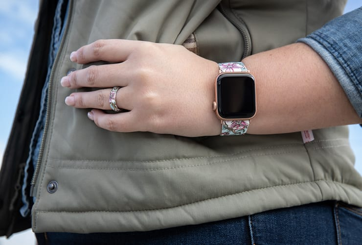 Love Deerly Signature Ring and Watch Band