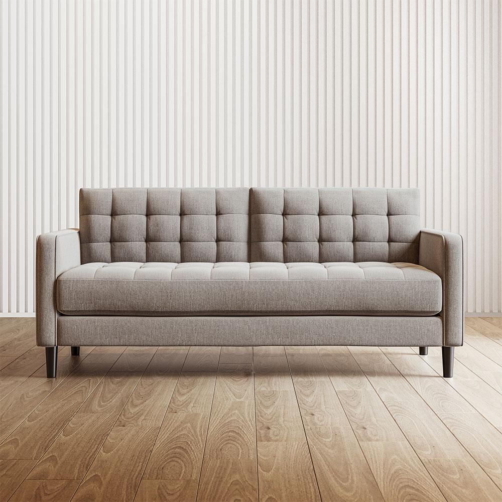 Benton Mid-Century Sofa