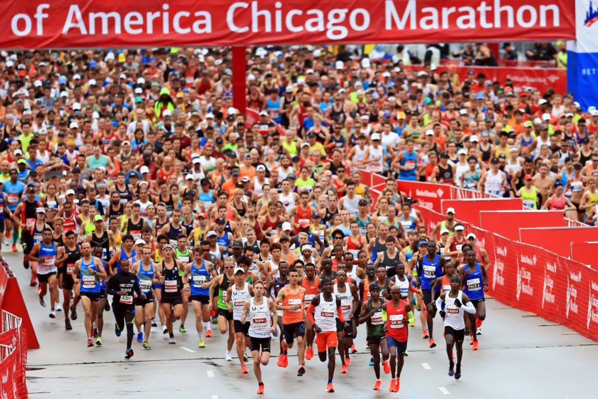 How to fuel for the Chicago Marathon