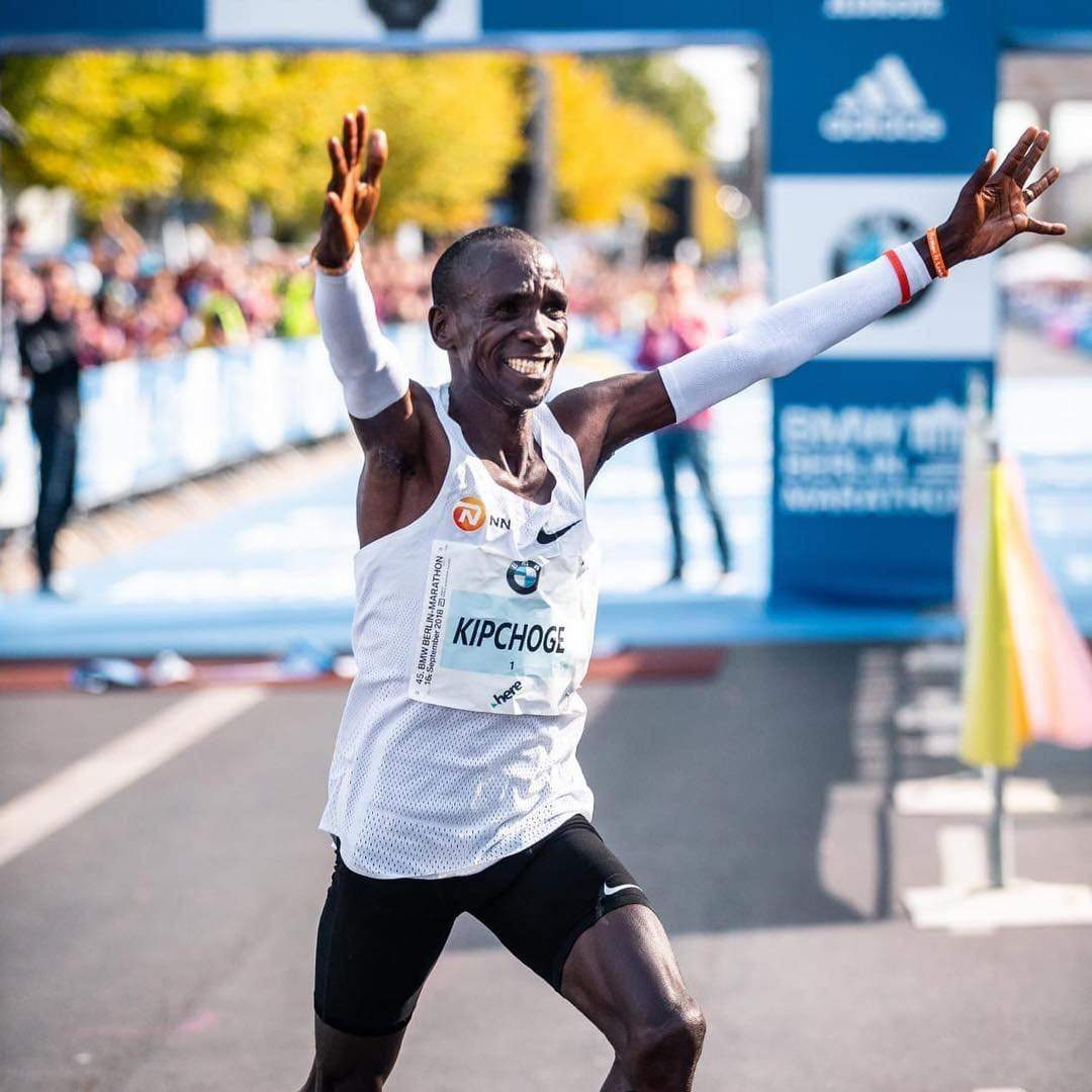 Kipchoge sleeps for this many hours every day, to be one of the world's greatest marathon runners