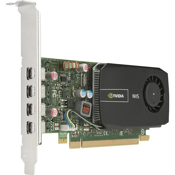 Nvidia Quadro NVS 510 2GB DDR3 VCNVS510ATX-T Full Height