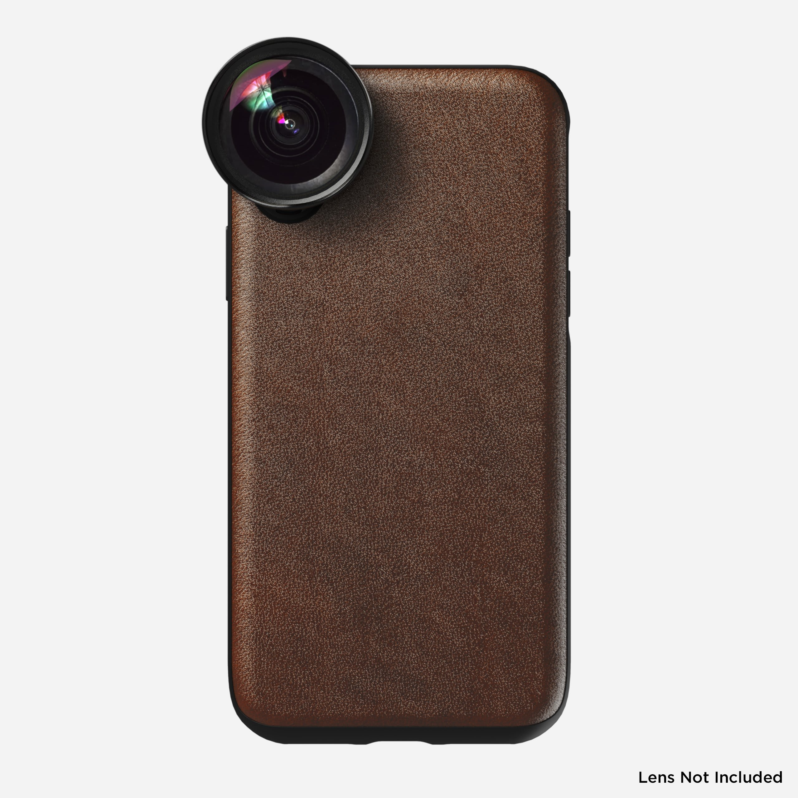 Rugged case rustic brown moment xs