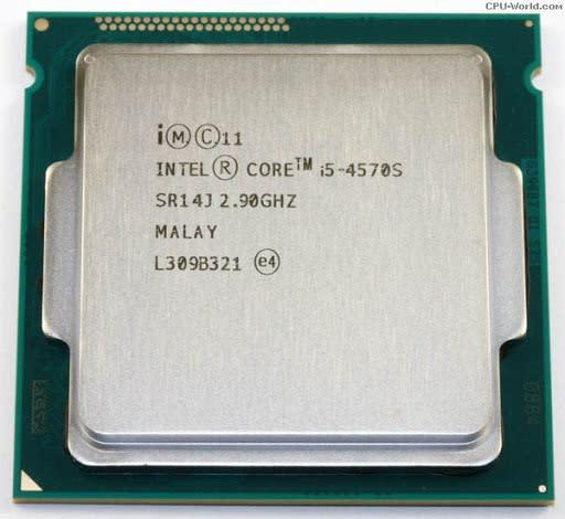 Intel Core i5-4570S 2.90Ghz Processor SR14J