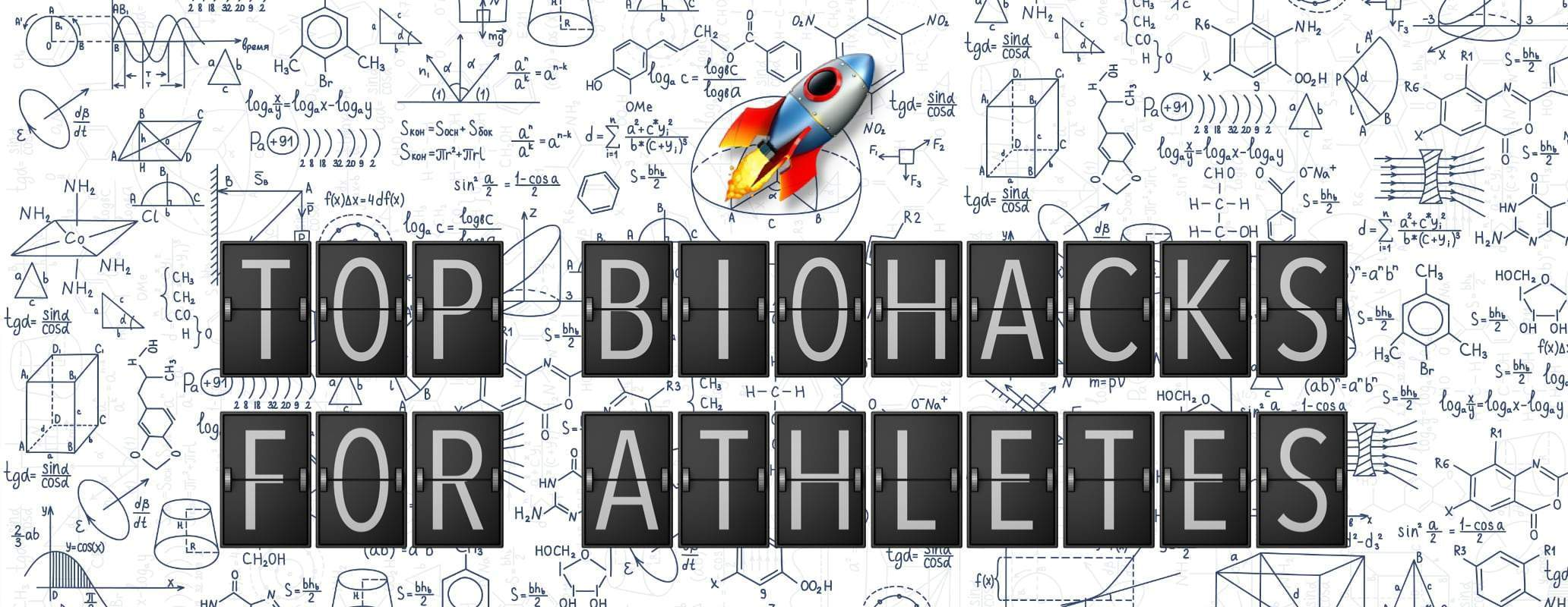 🚀 Top 5 Biohacks for Athletes