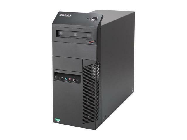 Lenovo M77 Computer Tower Windows 10