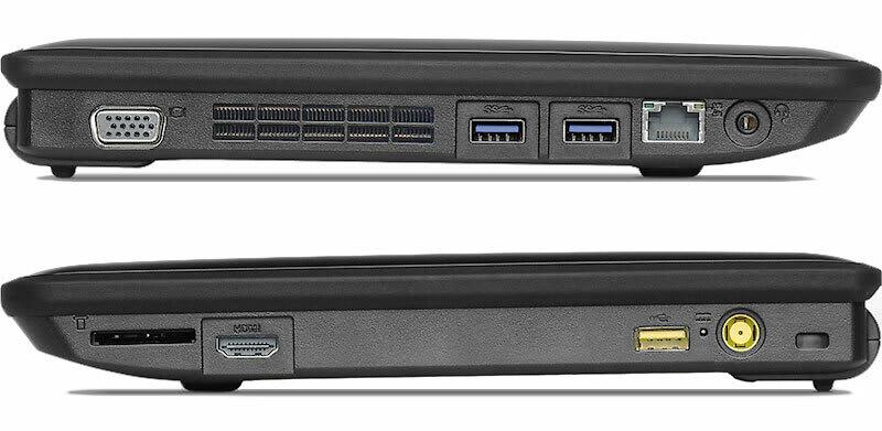 "Lenovo ThinkPad X131e i3 Laptop 11.6"" Windows 10"
