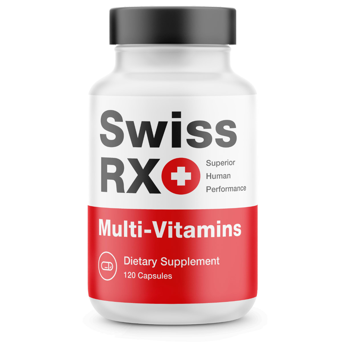 Learn more about SwissRX™ Multivitamin