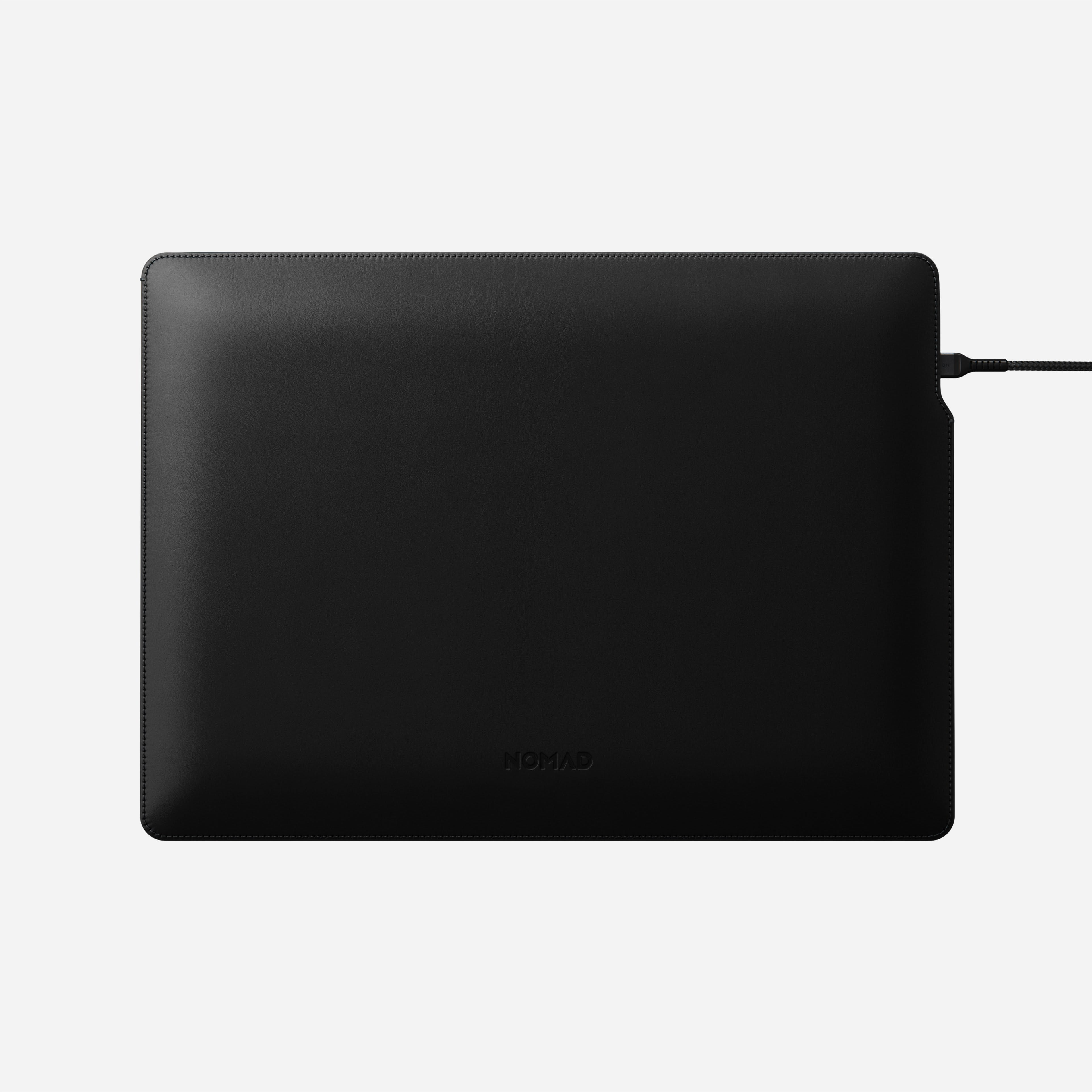 MacBook Pro Laptop Sleeve Horween Leather With Cord 13-inch