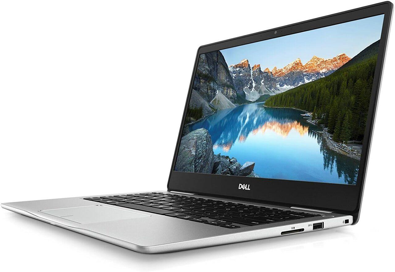 "Dell Inspiron 7370 i7 8th Gen 13"" Windows 10 Pro Slim Ultrabook"