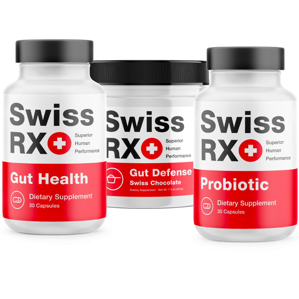 Learn more about SwissRX™ Gut Health Protocol