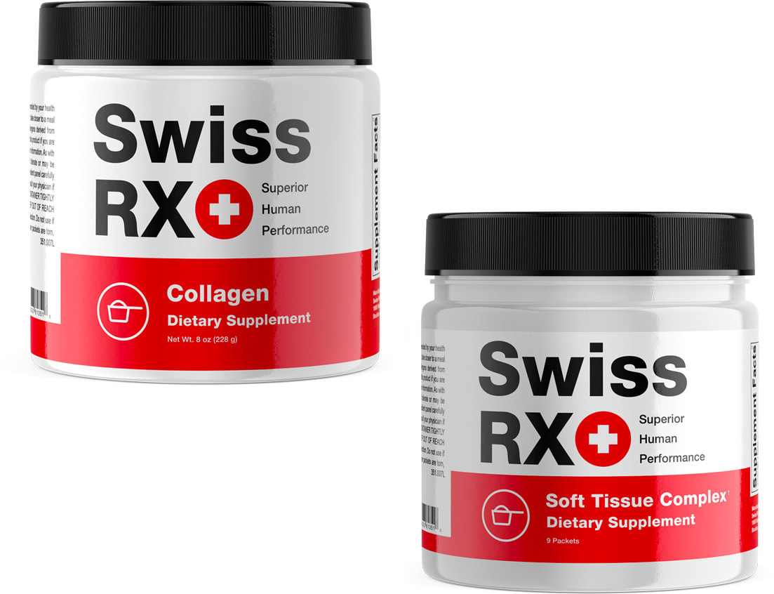 Learn more about SwissRX™ Injury Protocol