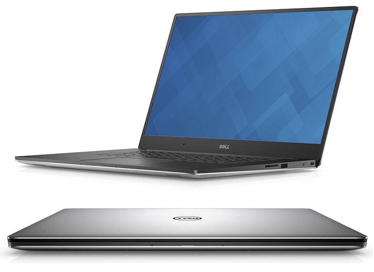 "Dell Precision 5520 i7 Laptop Nvidia 15.6"" 4K Touch"