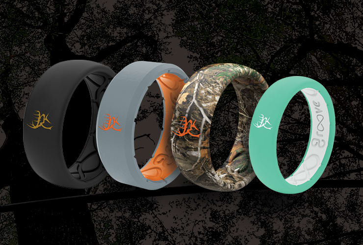 Buck Commander rings collection