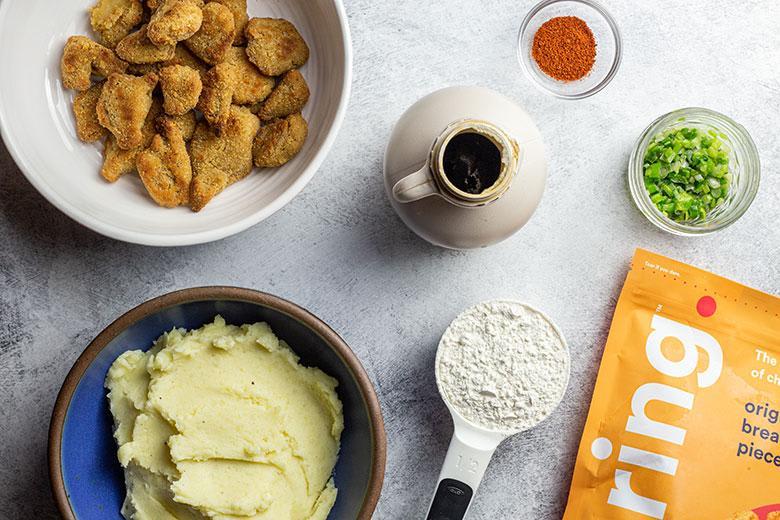 waffle ingredients