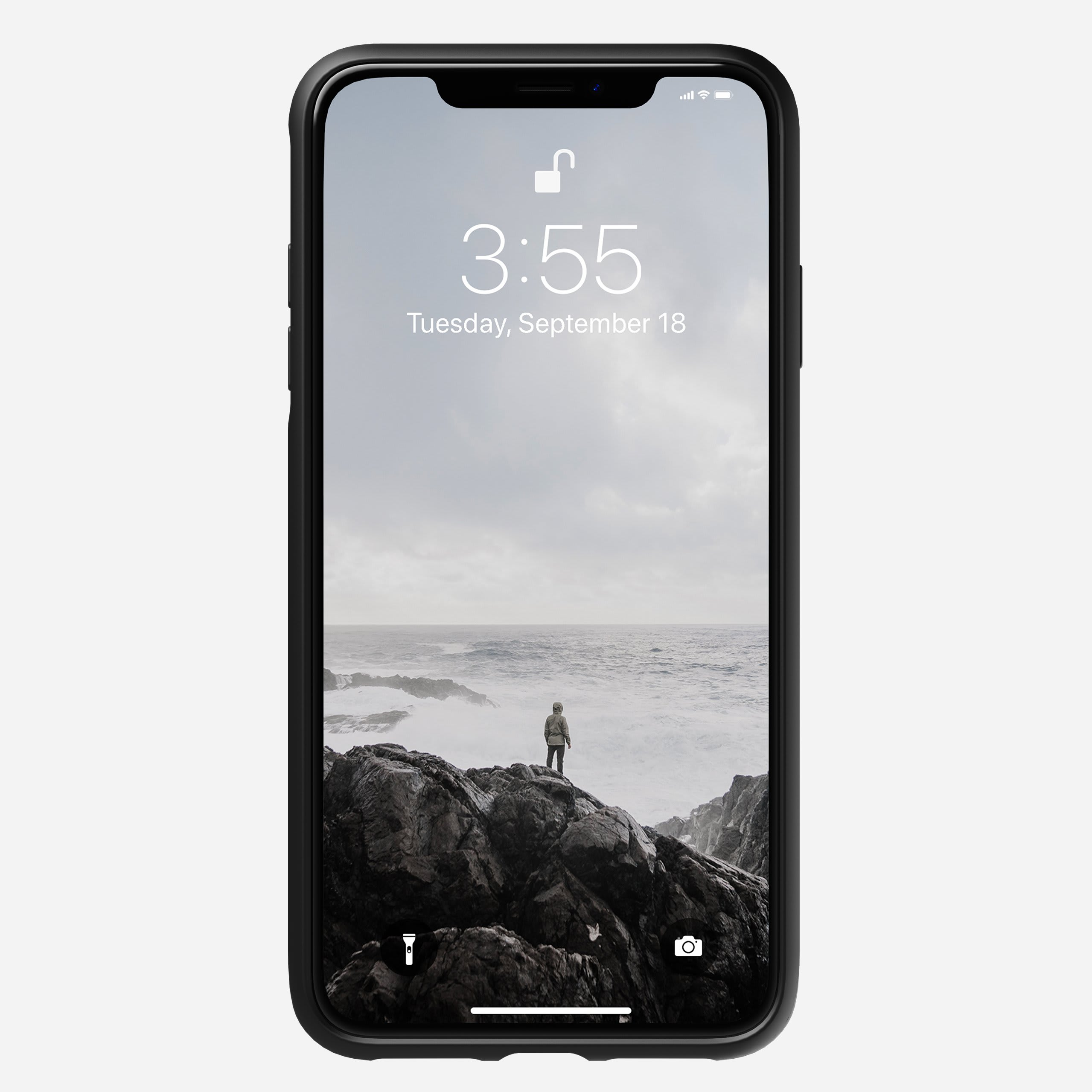 Rugged case rustic brown xs max