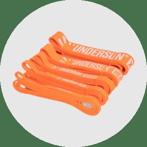 5 Undersun Resistance Bands