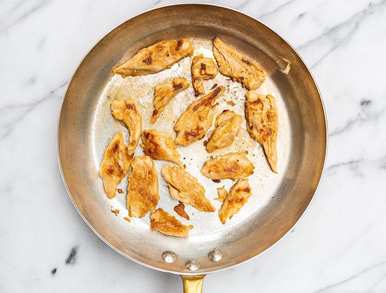 Daring Original Pieces in pan