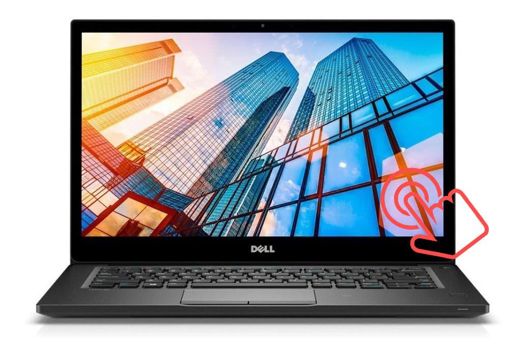Dell Latitude 7280 i7 Ultrabook Windows 10 Pro Touch