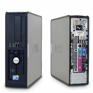 Dell Optiplex 380 SFF Computer Windows 10