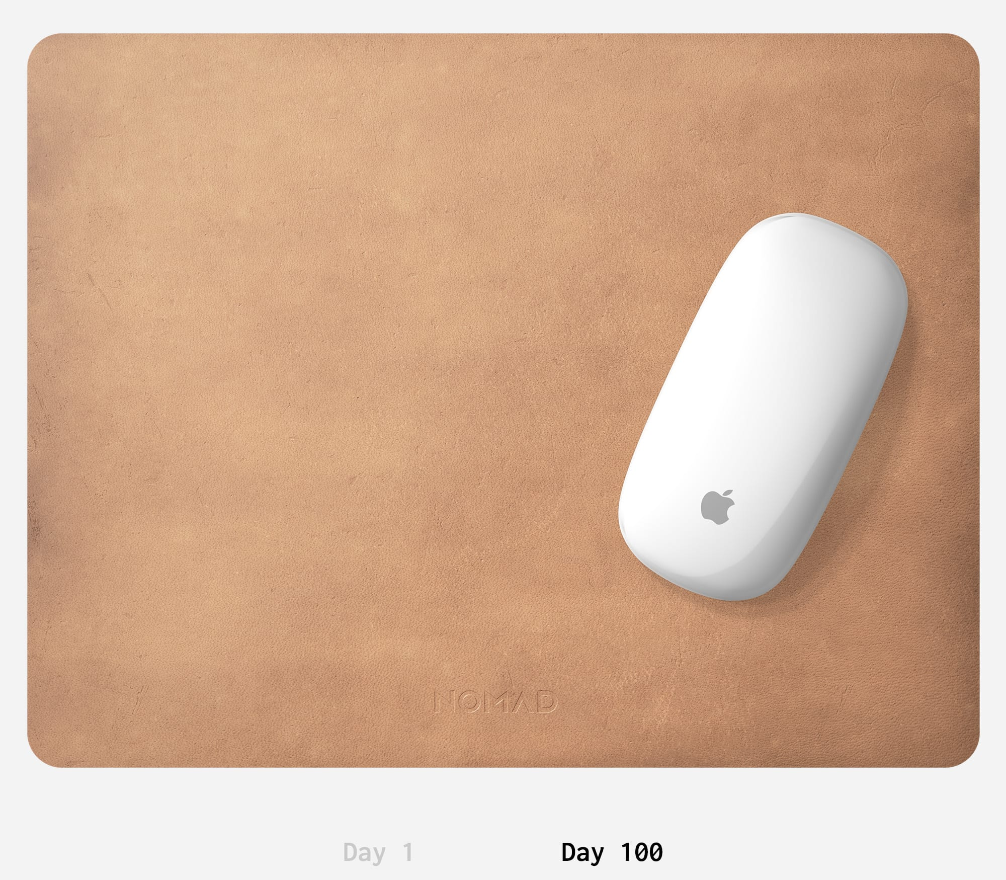 Nomad Natural Legacy Mousepad aged