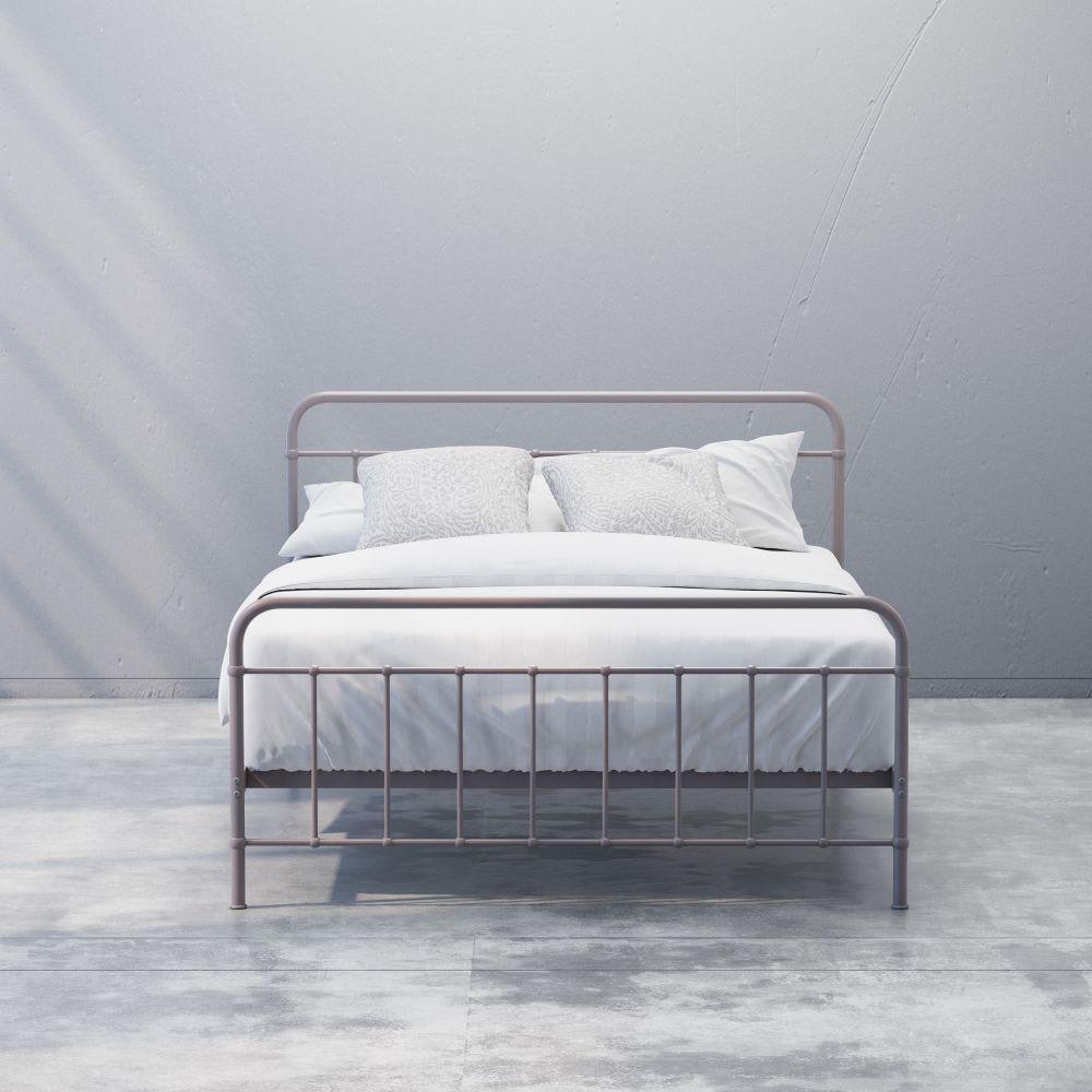 Florence Metal Platform Bed Frame