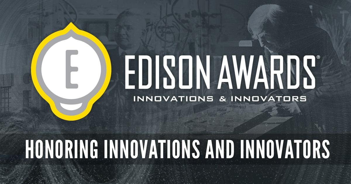 Edison Awards: Whiz Wins an Edison Award for Technology