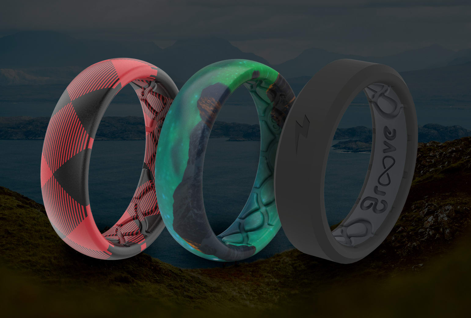 Silicone Rings for Marriage
