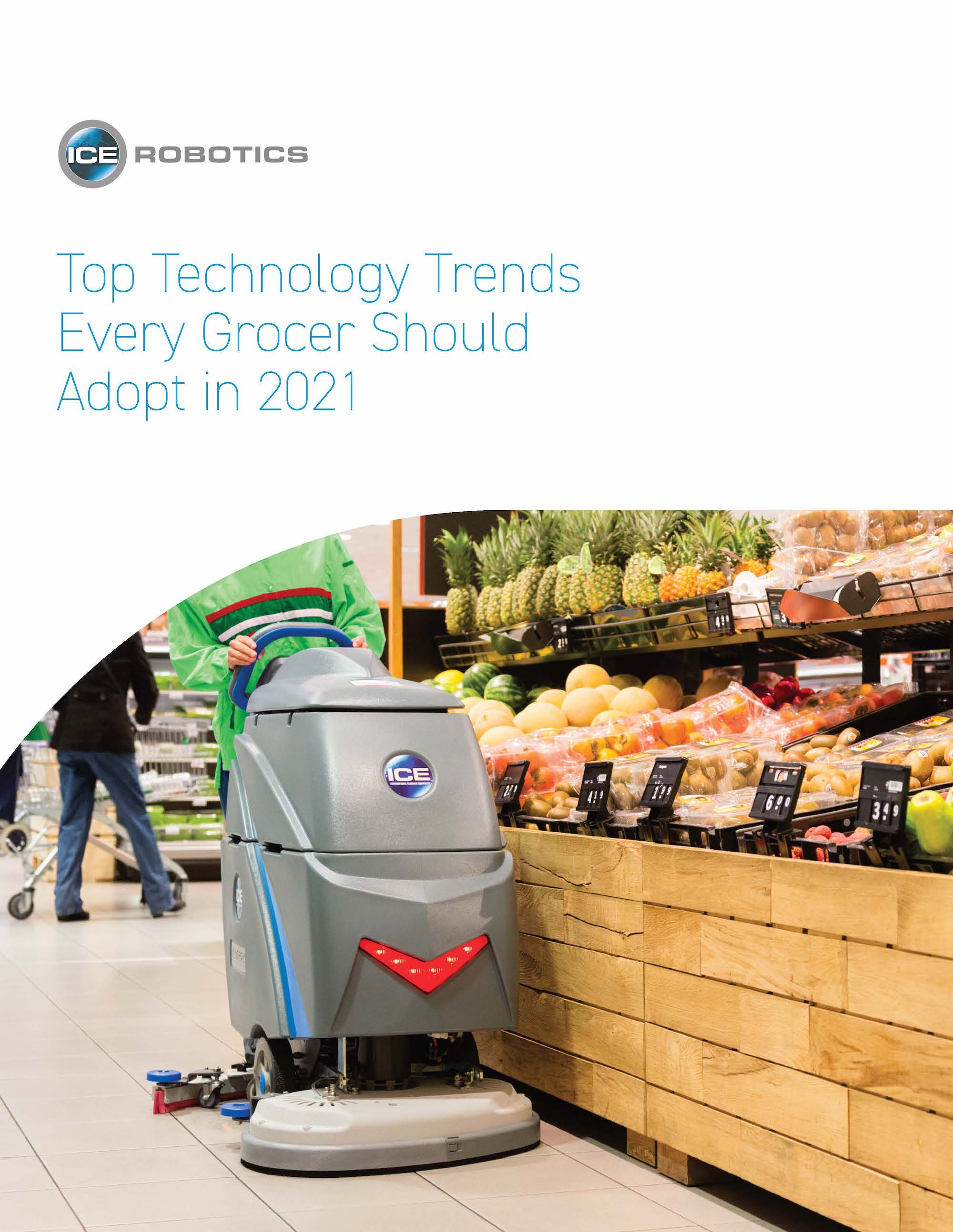 Top Technology Trends Every Grocer Adopt in 2021
