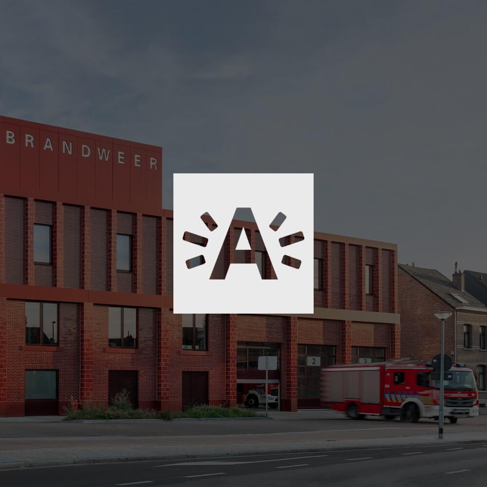 Fire Department City of Antwerp