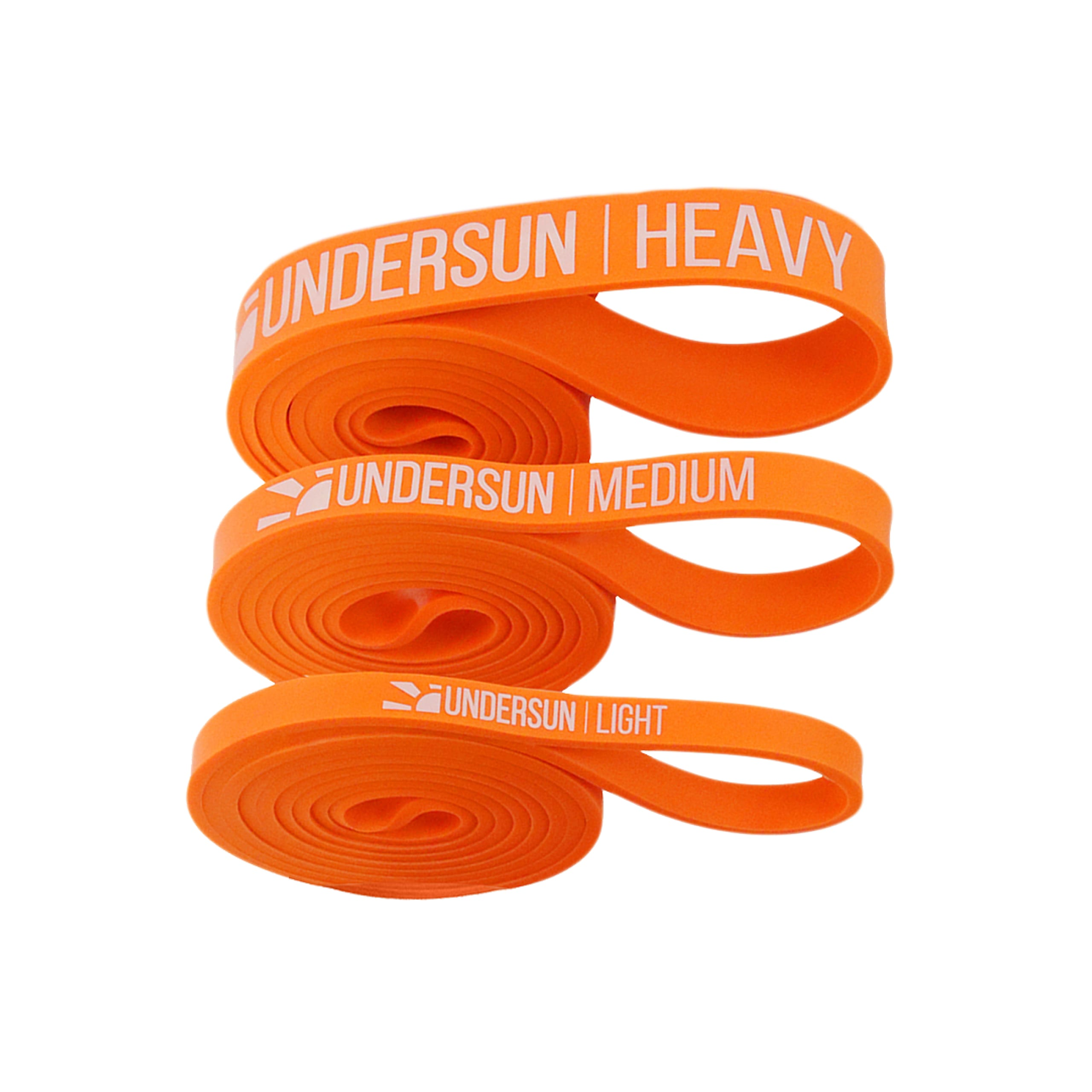 Resistance Bands Set (3 Bands)
