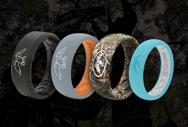 Duck Commander Ring collection