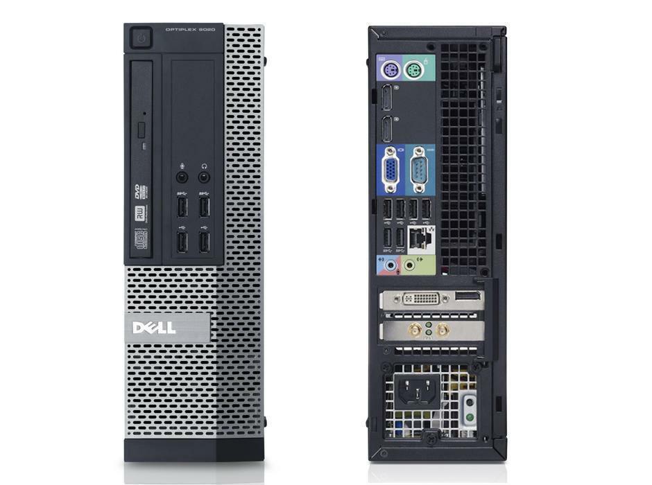 Dell OptiPlex 9020 Quad Core i7 SFF Computer