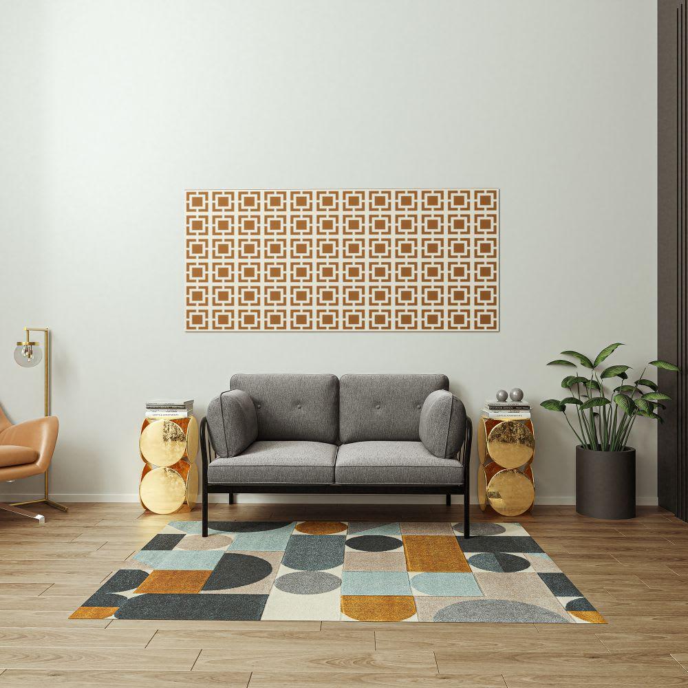 ZInus Courtney Metal Frame Sofa