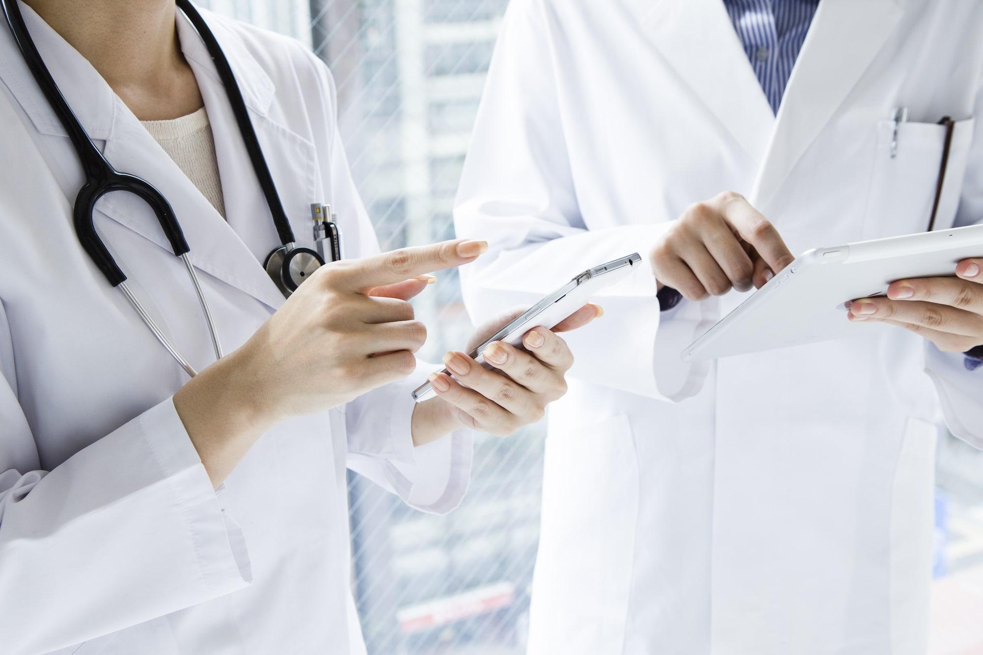 Fleet Management Software Helps Healthcare Industry Meet Demands