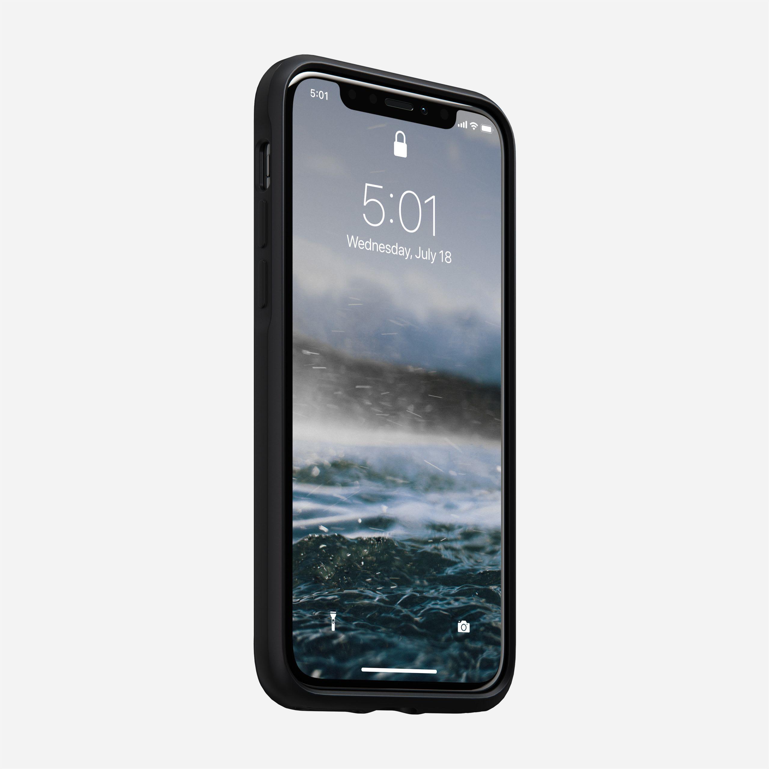 Rugged case black iphone 11 pro