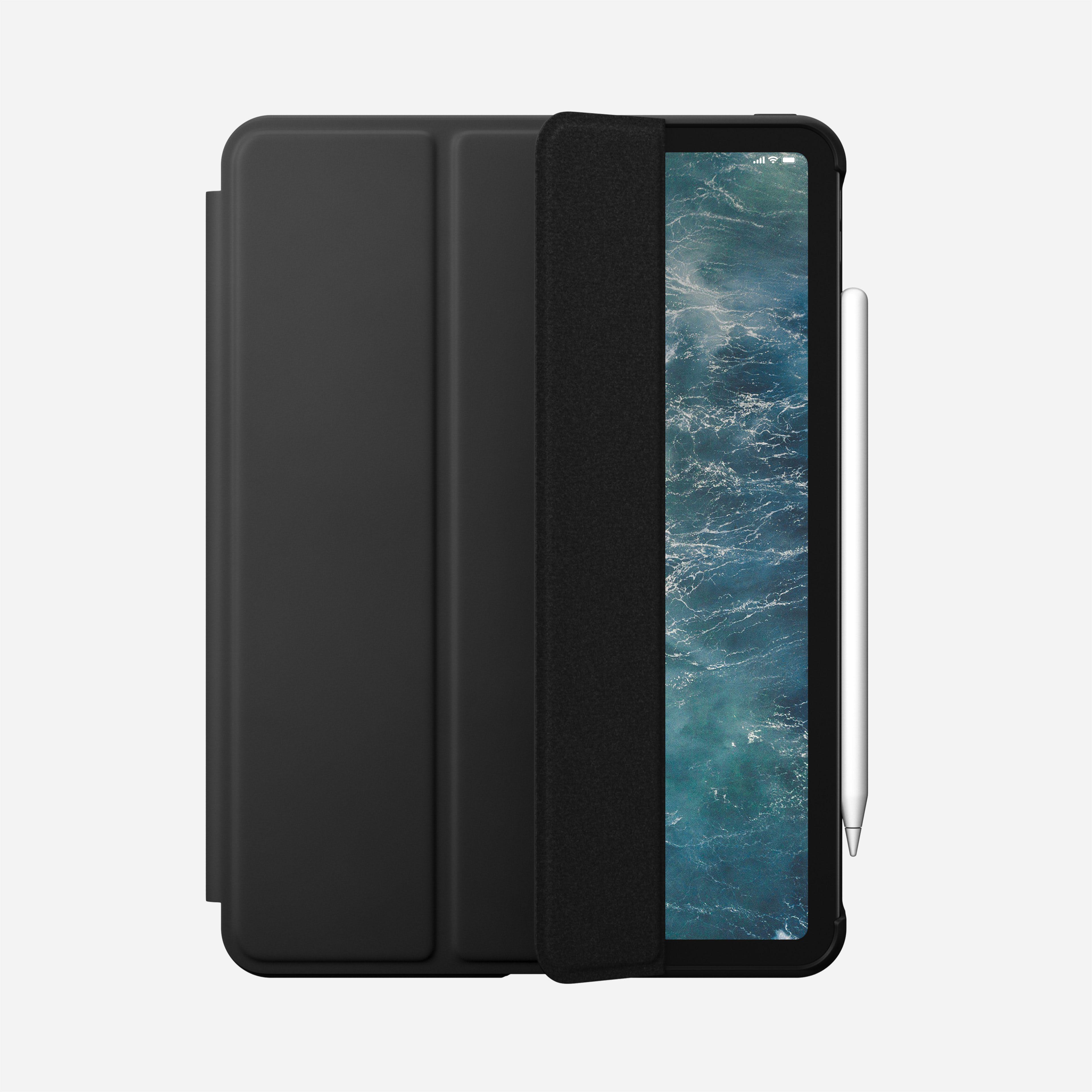 Rugged folio pu ipad pro 11 inch 2nd generation