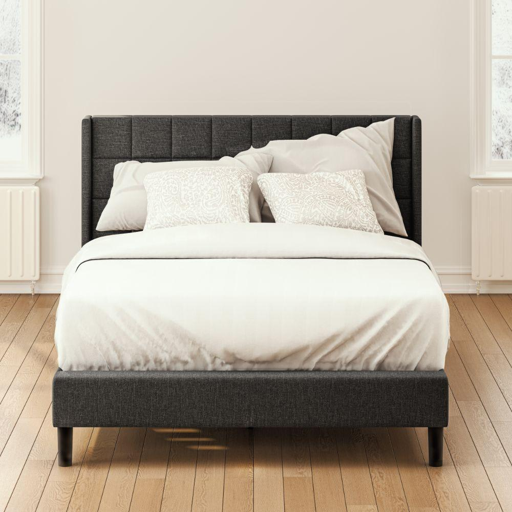 Dori upholstered Platform Bed frame