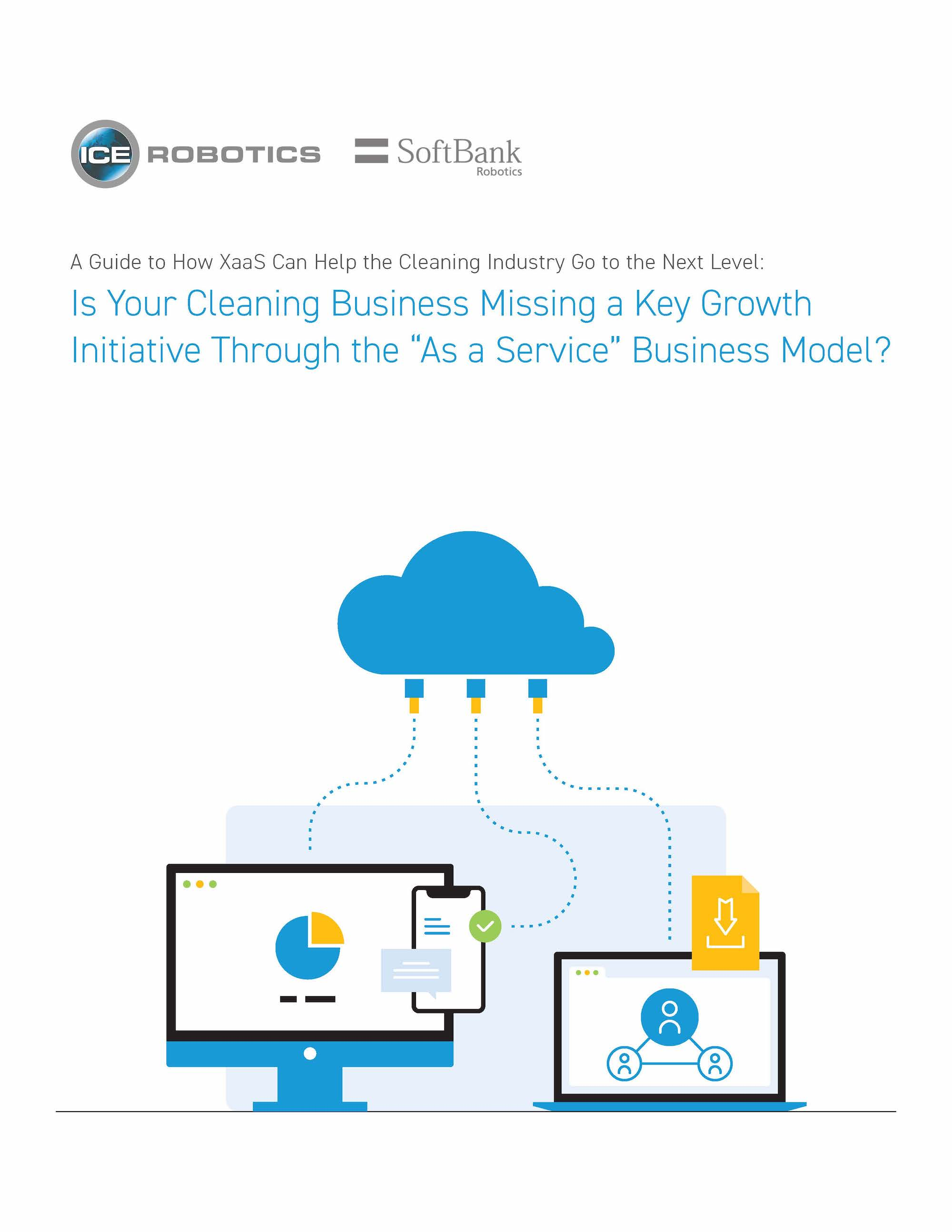 A Guide to How XaaS Can Help the Cleaning Industry go to the Next Level