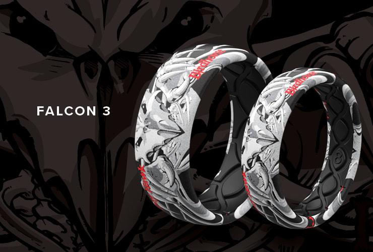 Tony Hawk Falcon 3 rings