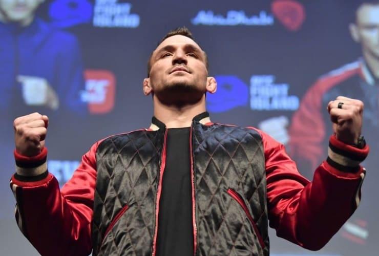 Michael Chandler UFC Fighter