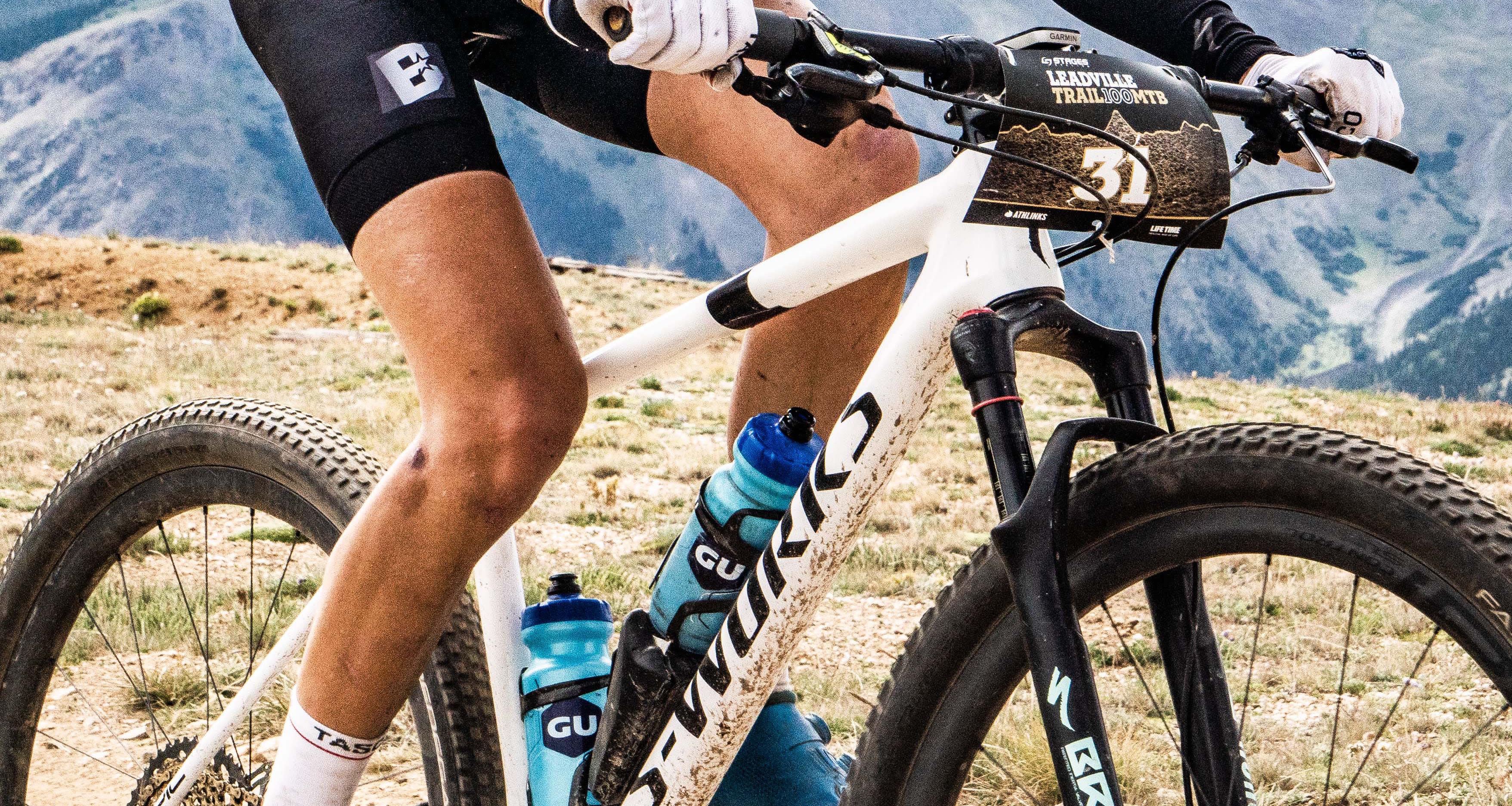 Fuel for the Leadville Trail 100 MTB Race