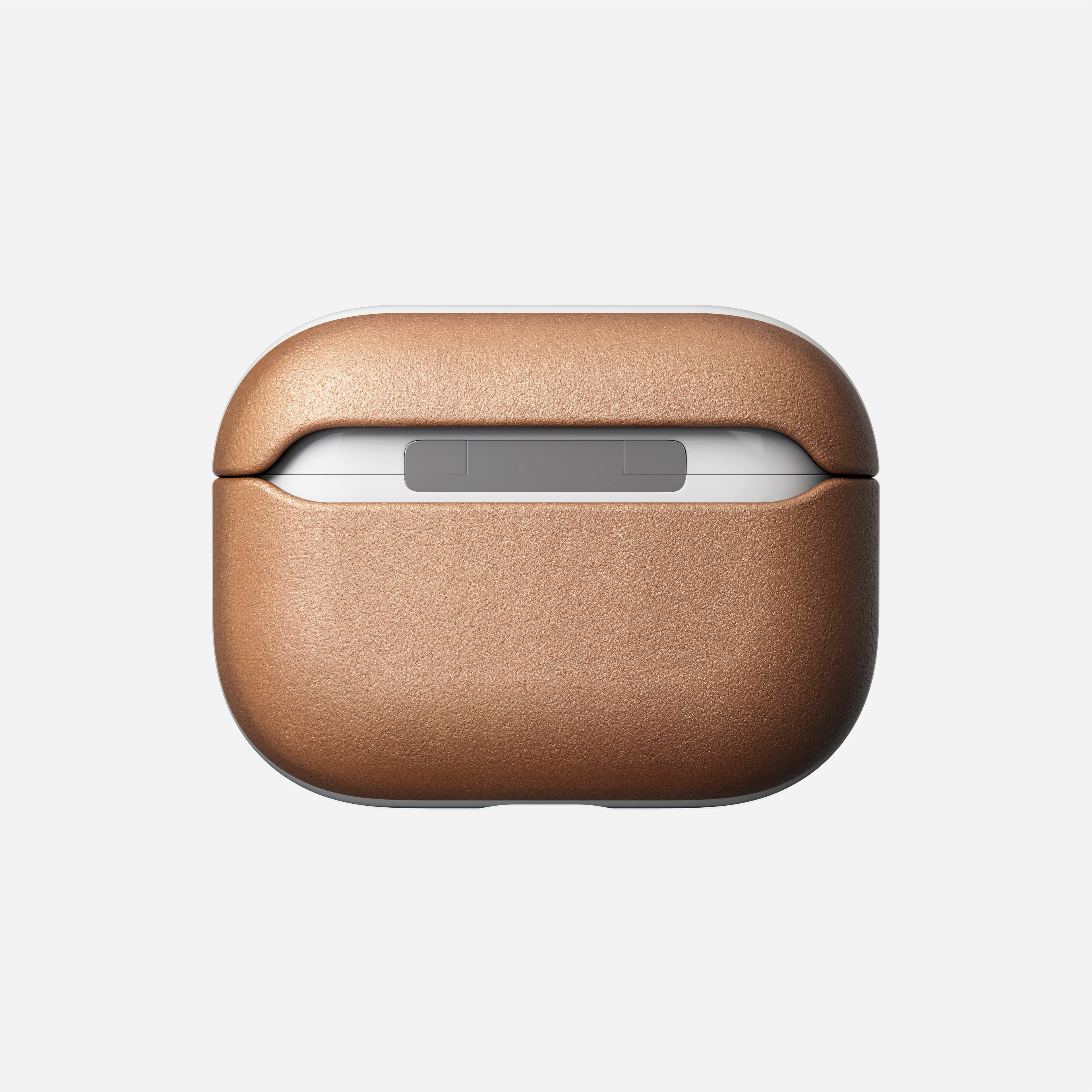 Rugged case airpods pro natural leather