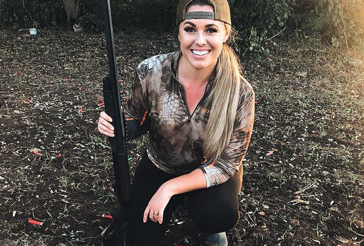 Katie Van Slyke Hunting Ring