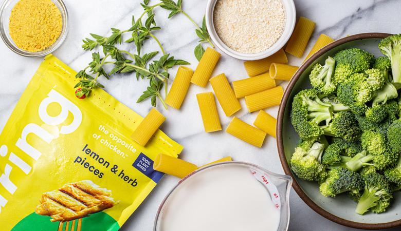 Daring Lemon & Herb Pieces