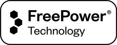 FreePower logo.