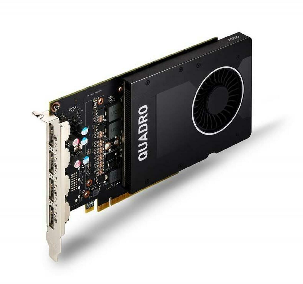 Dell NVidia Quadro P2000 5GB GDDR5 Graphics Card