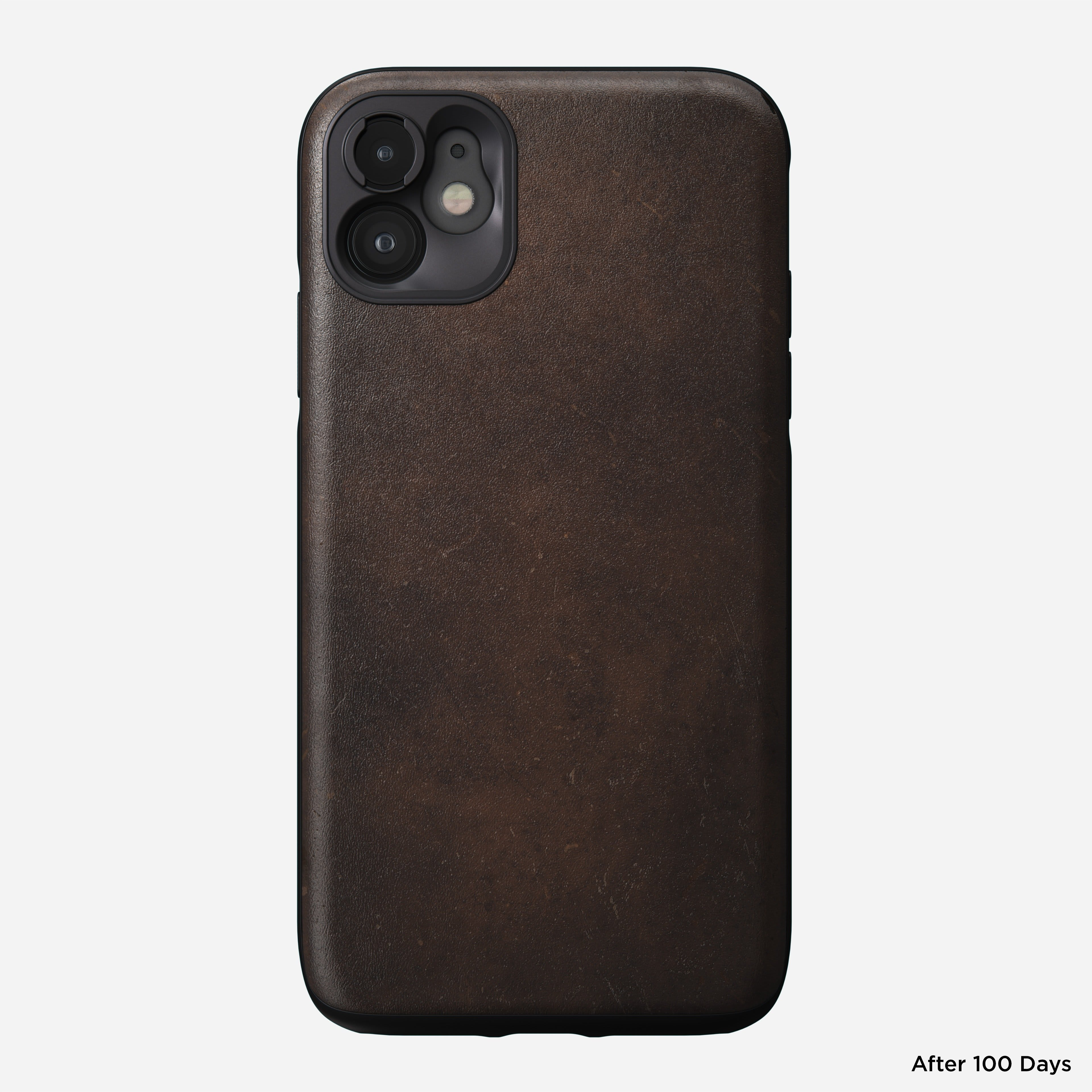 Rugged case rustic brown moment 11