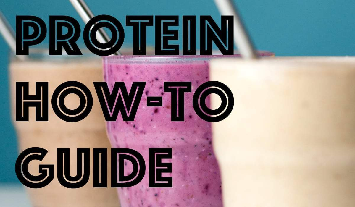 A protein how-to-guide for endurance athletes | Supercharge your nutritional strategy