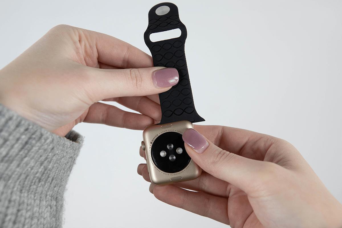 change apple watch band