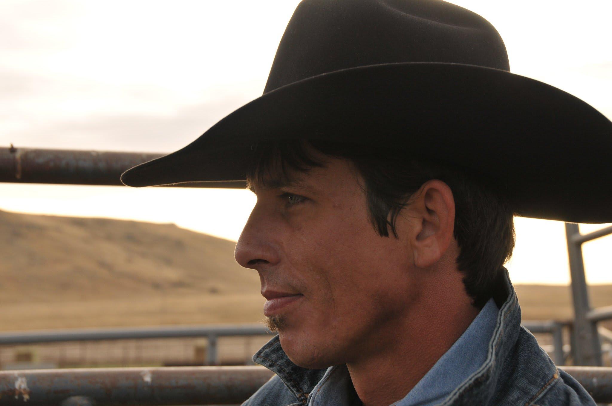 JB Mauney bull rider